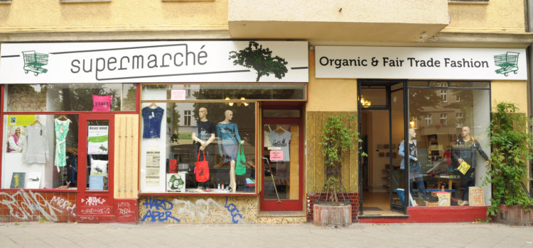 Interview mit dem Supermarché Fair Fashion Store